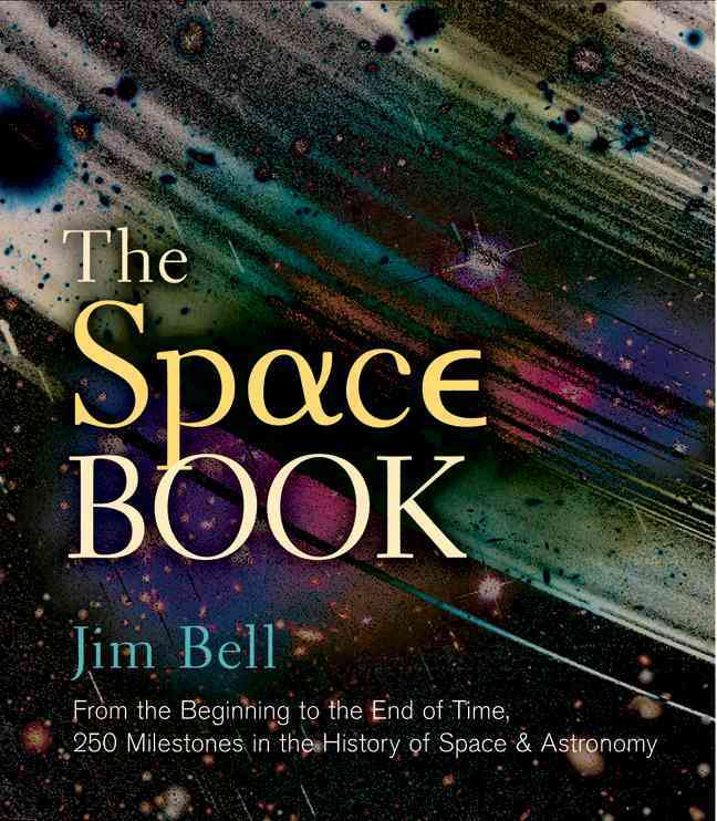 The Space Book By Bell, Jim